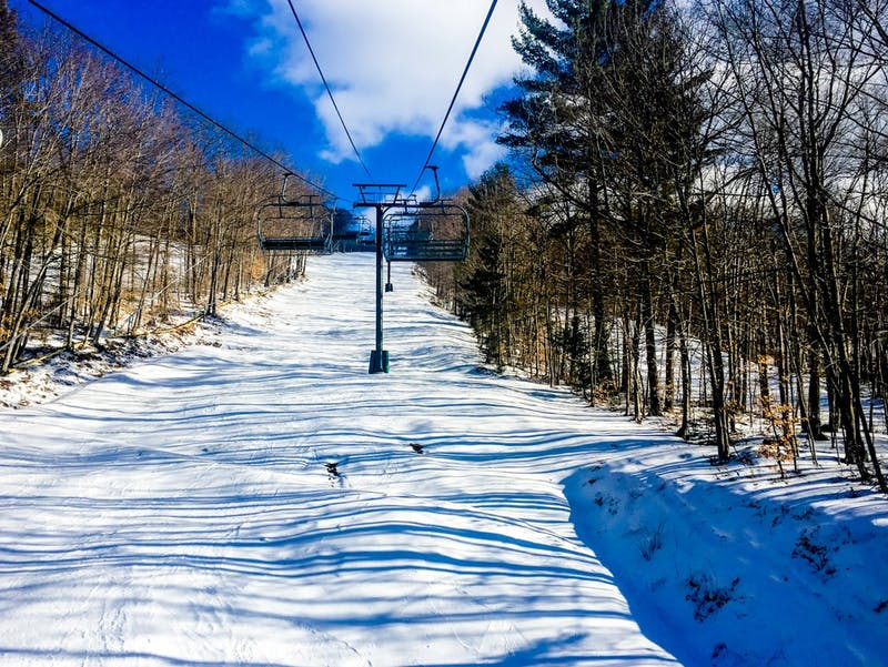 Dartmouth is one of only two colleges in the United States that operates its own ski mountain.