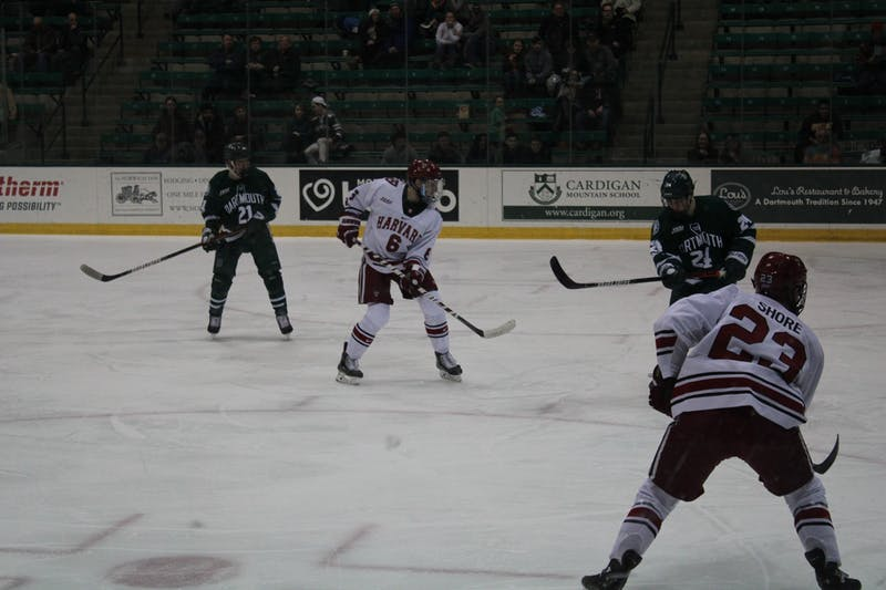 The Big Green secured a 5-2 win over Brown on Friday but fell to Yale 4-3 on Saturday.