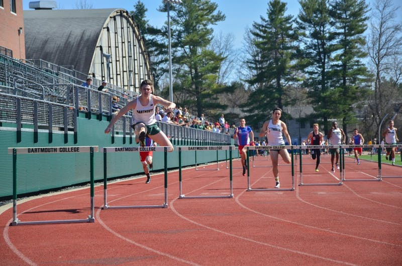 Both men's and women's track and field took first place this weekend.