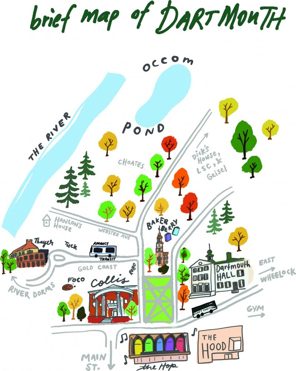 Mapping Dartmouth: Your go-to Campus Guide | The Dartmouth on dartmouth-hitchcock map, dartmouth lacrosse, dartmouth university library, dartmouth attractions, dartmouth nh, dartmouth athletics, dartmouth college, unh parking lot map, dartmouth basic, dartmouth winter carnival, dartmouth commencement, durham university college locations map, dartmouth medical school,