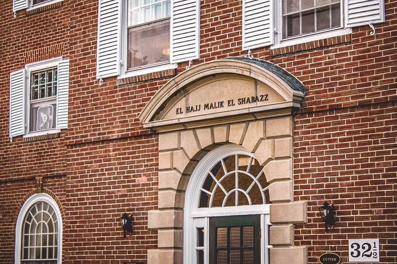 """The Shabazz Center for Intellectual Inquiry, one of the four identity-based houses, aims to """"enhance the intellectual and cultural milieu of the Dartmouth College campus."""""""