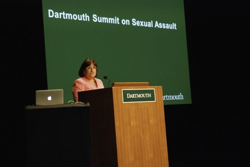 Dartmouth hosts visitors for its first Summit on Sexual Assault