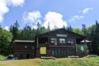 <p>The Moosilauke Ravine Lodge is expected to finish in time for next fall's First-Year Trips.</p>