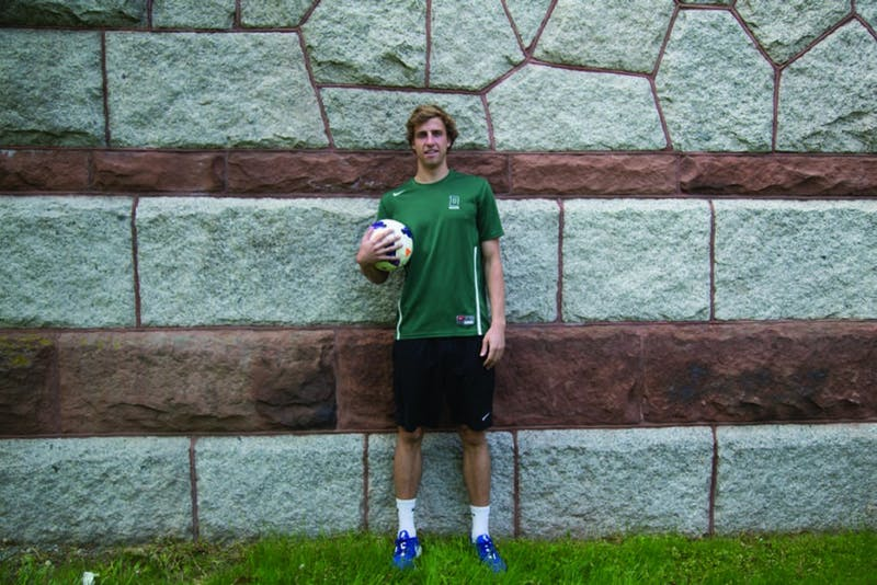 Wyatt Omsberg '18 made history as the first Ivy League player to be drafted in the first round of the MLS SuperDraft.