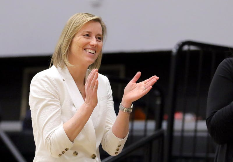 Shibles takes over as head coach of the Dartmouth women's basketball team following 13 seasons at Bowdoin College.
