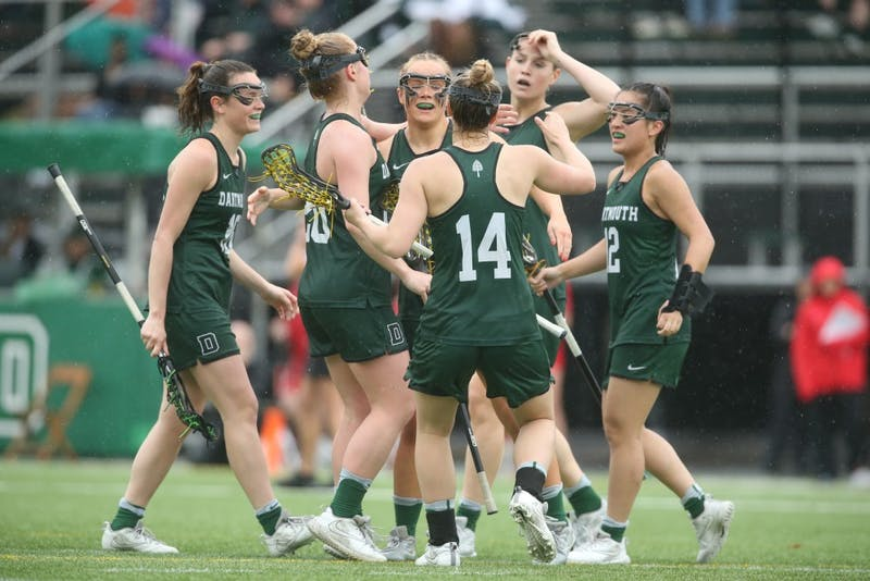 Women's lacrosse's win against Cornell last weekend set the team up to clinch a share of the Ivy League title this Saturday versus Yale.