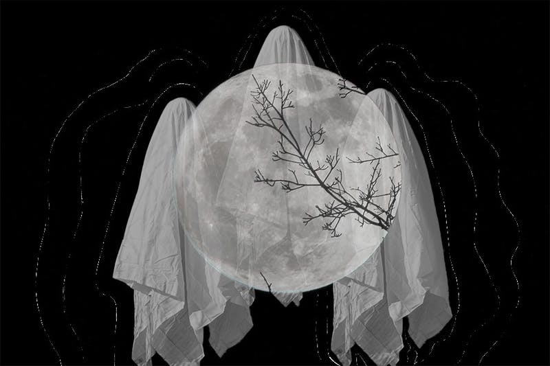 ghost stories graphic