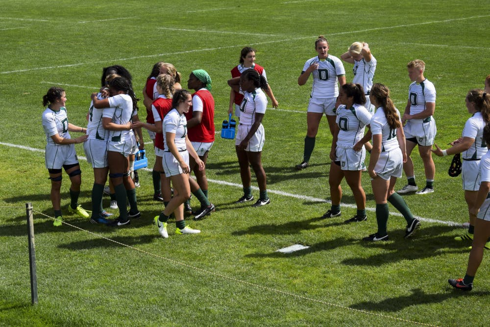 Rugby team upsets two-time defending national champion