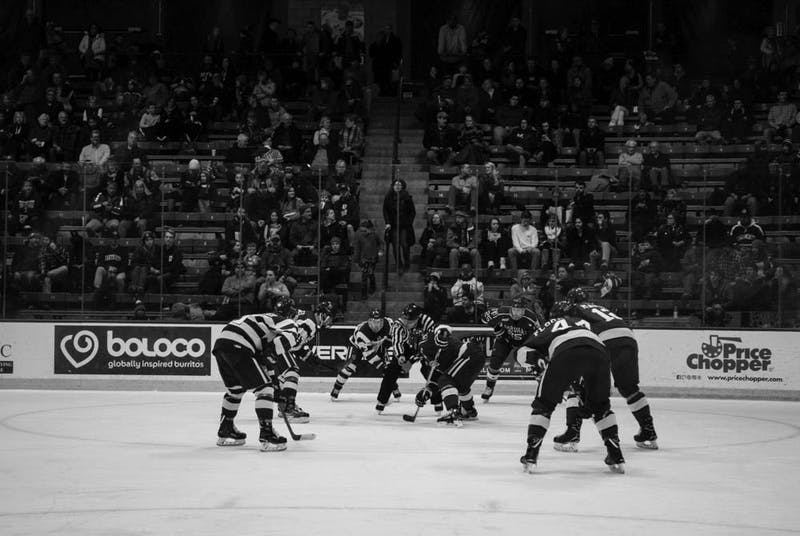 Fresh off a 7-6 victory over Harvard University, the Dartmouth men's hockey team looks forward to its match against Princeton University.