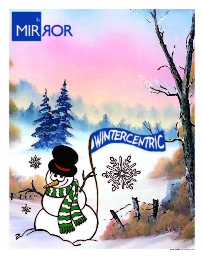 Mirror The Dartmouth