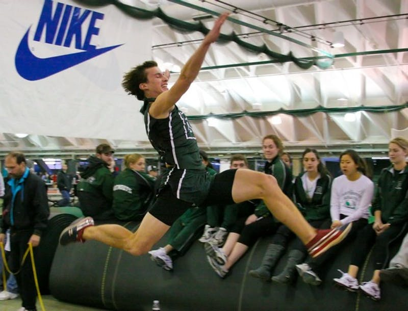 Several members of the Big Green men's track team will head to Boston, Mass. for the ICA4 meet this weekend after qualifying for the event at the Indoor Ivy League Heptagonal Championships.