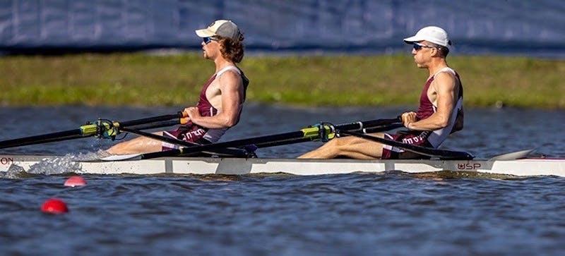 tuckerman rowing