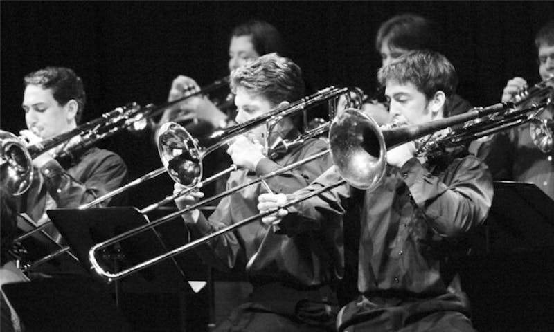 The Barbary Coast will perform improvised arrangements with jazz great Butch Morris as their conductor.