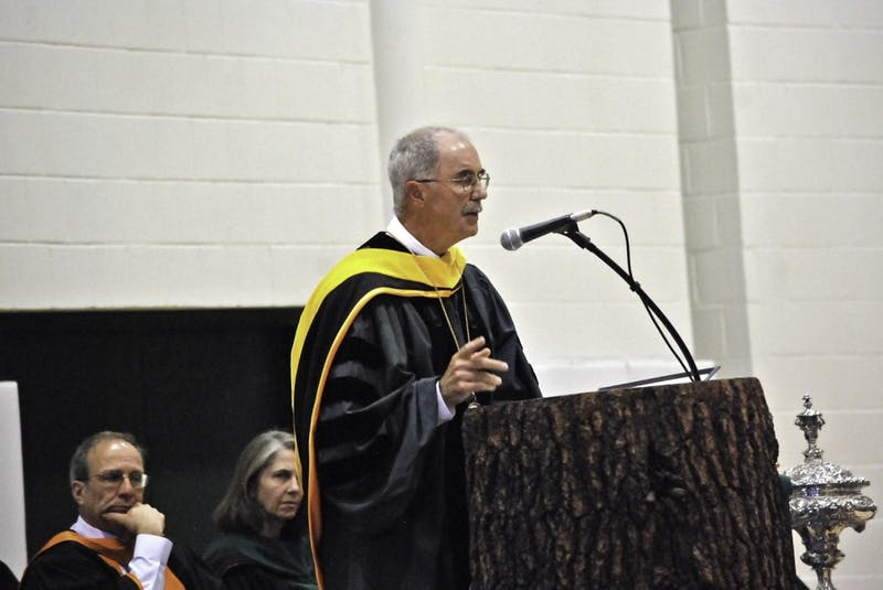 Hanlon spoke of the opportunities and challenges that breakthroughs can bring.