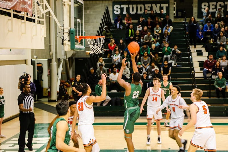 After beating Penn on Friday, the Big Green could not complete a second-half comeback and fell to Princeton.