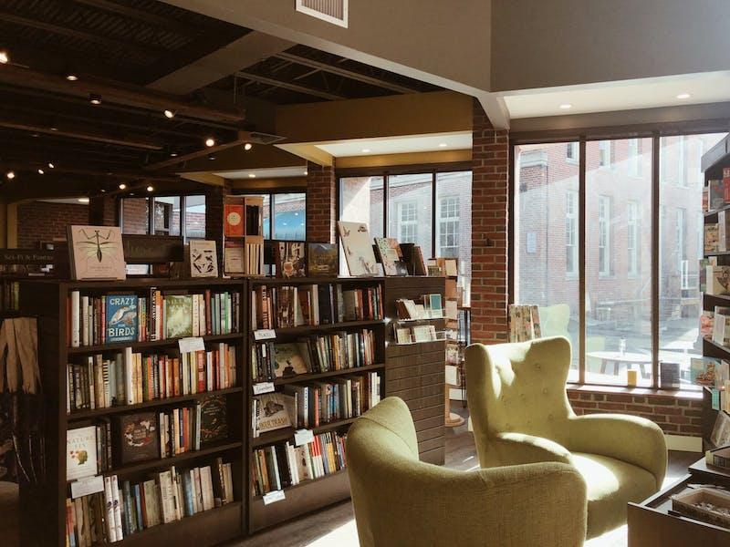 Still North Books & Bar opened in Hanover last December.