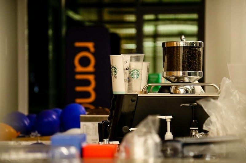 Ramekin, a new cafe located in Dana Hall, opened this term.