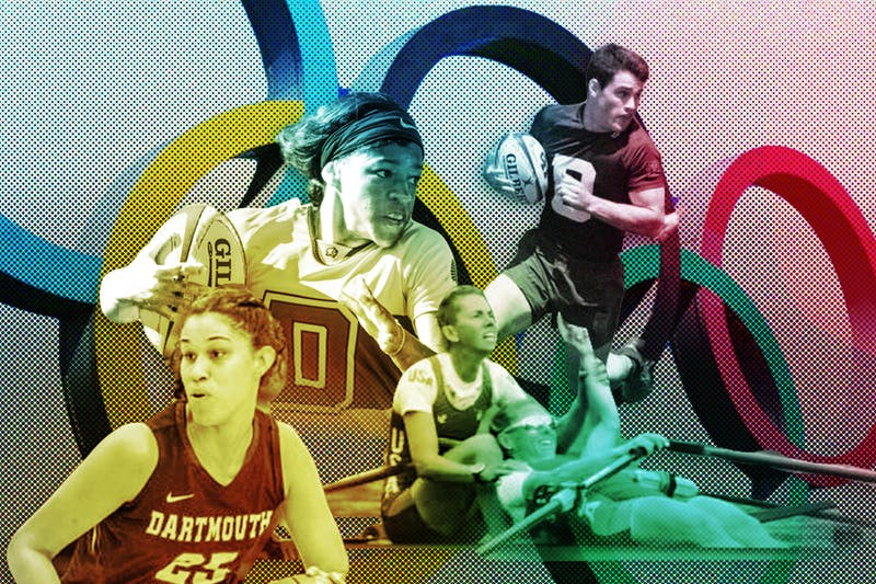 These four athletes will look to shine on the world's biggest stage.