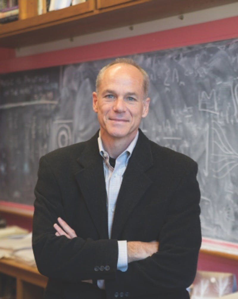 Marcelo Gleiser was recently named the 2019 Recipient of the Templeton Prize. (Courtesy of Marcelo Gleiser)