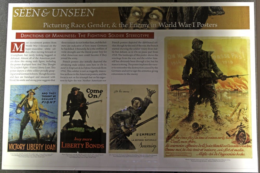 10-14-14-arts-wwi-poster-exhibit-natalie-cantave