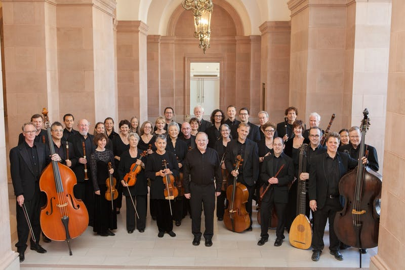 The Philharmonia Baroque Orchestra strives to accurately represent the nuances of history through music.