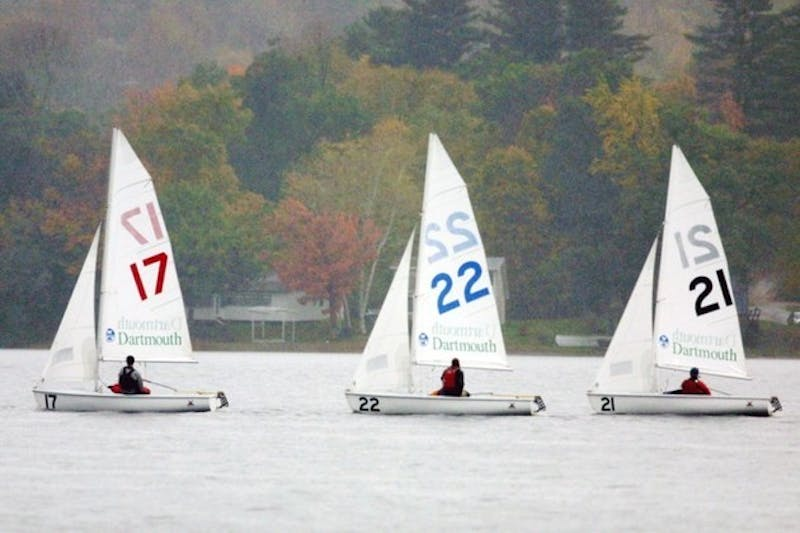 After a relaxing weekend at MIT, the sailing team will next head to Brown for the New England Championships.