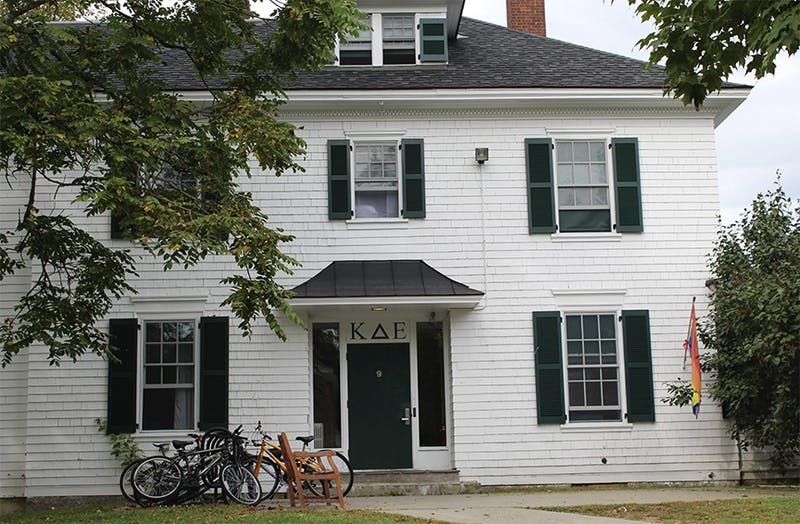 Kappa Delta Epsilon sorority was broken into in the spring. The investigation is still open, but all leads have been exhausted.