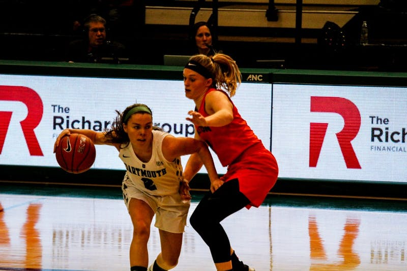 Women's basketball dropped home matches with Brown and Yale this weekend.