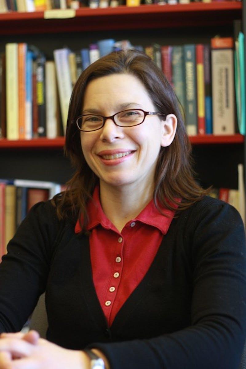 Professor Jennifer Fluri