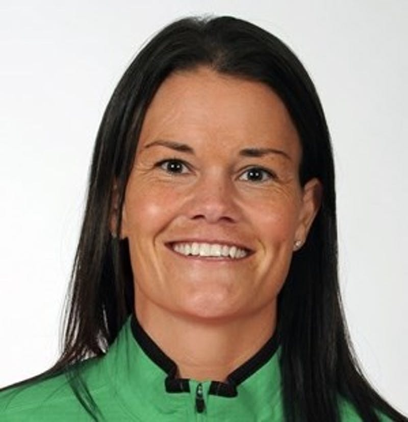 Liz Keady Norton, a former captain of the Princeton University women's hockey team, comes to Dartmouth after coaching stints at Union College, Harvard University and Boston University.
