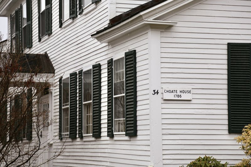 The African and African American studies program office is located in Choate House.