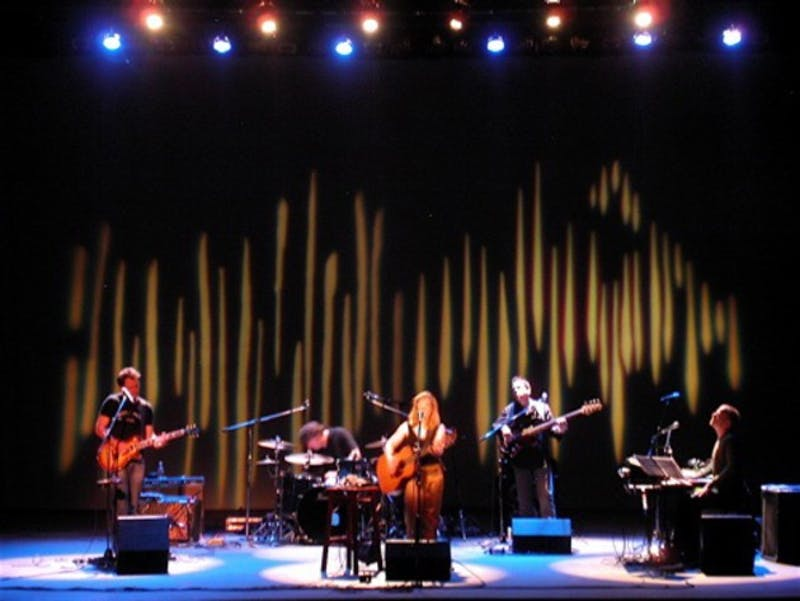 Dar Williams stops in Hanover as part of her tour promoting her new album,