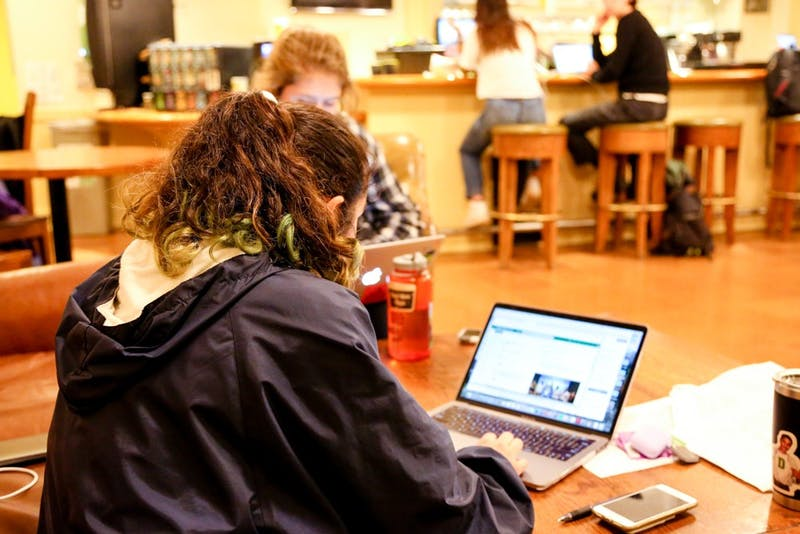 Many students have received phishing emails to their Dartmouth accounts soliciting personal information.