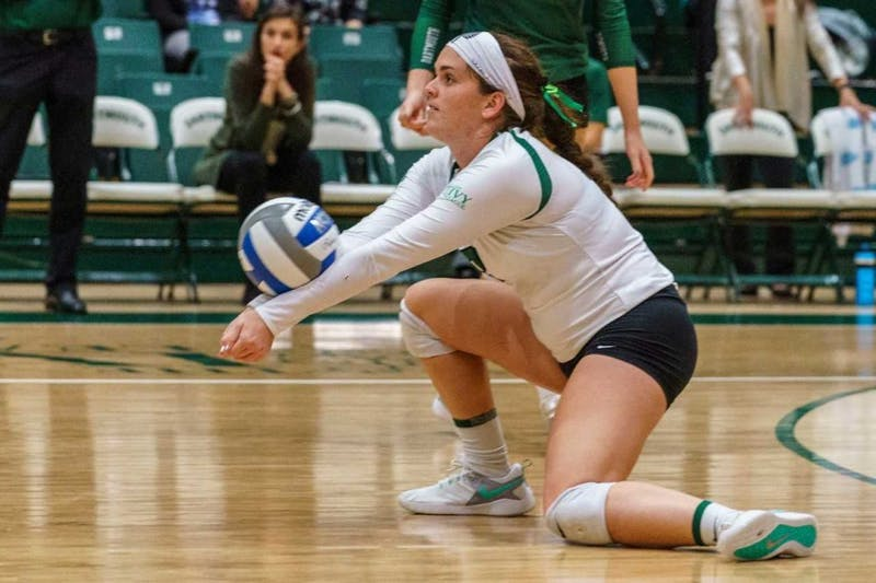 Leonard's contributions to Dartmouth Athletics transcend the volleyball court.