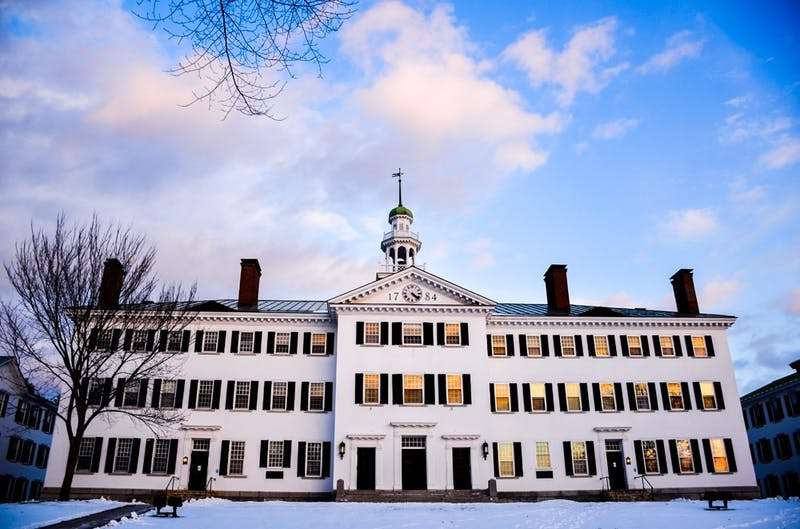 Dartmouth and the nine plaintiffs suing the College first announced a settlement in August.