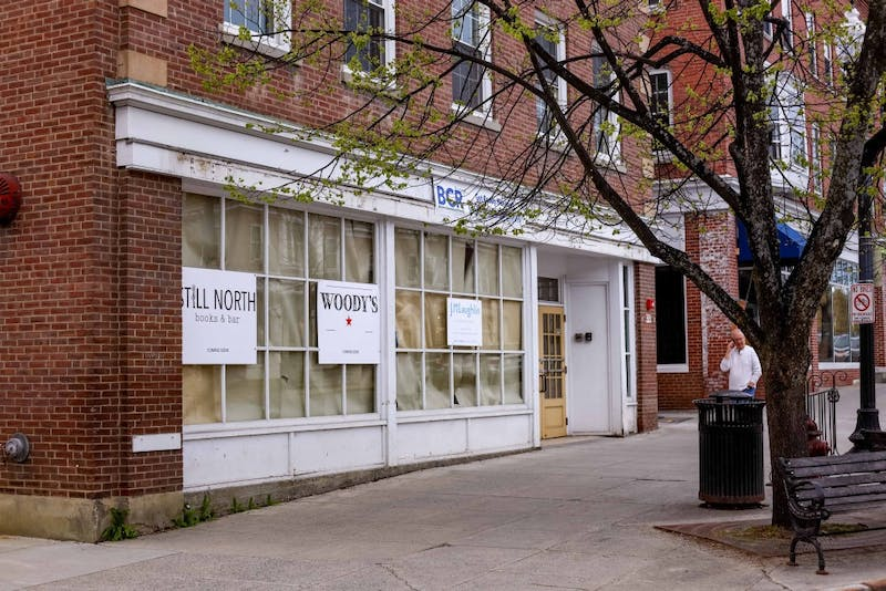 Three stores — J. McLaughlin, Still North Books & Bar and Woody's — will be opening later this year on Main Street.