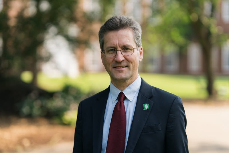 David Kotz '86 began work as interim Provost on July 1 and will serve in the role until the College finds a permanent replacement.