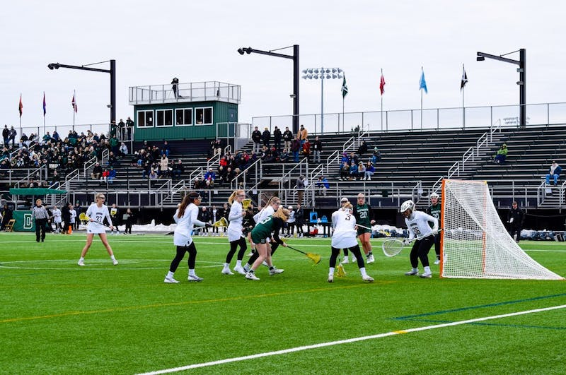 Despite a successful season that led to a share of the Ivy League title, women's lacrosse lost against Penn and Colorado.