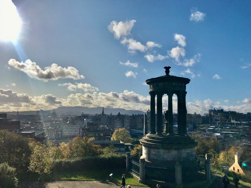 The philosophy foreign study program to Edinburgh, Scotland is among those that have been canceled for fall term.