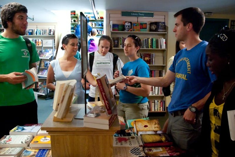 SEAD, a three-year program for low-income high school students, includes language and science courses taught by Dartmouth faculty and staff.