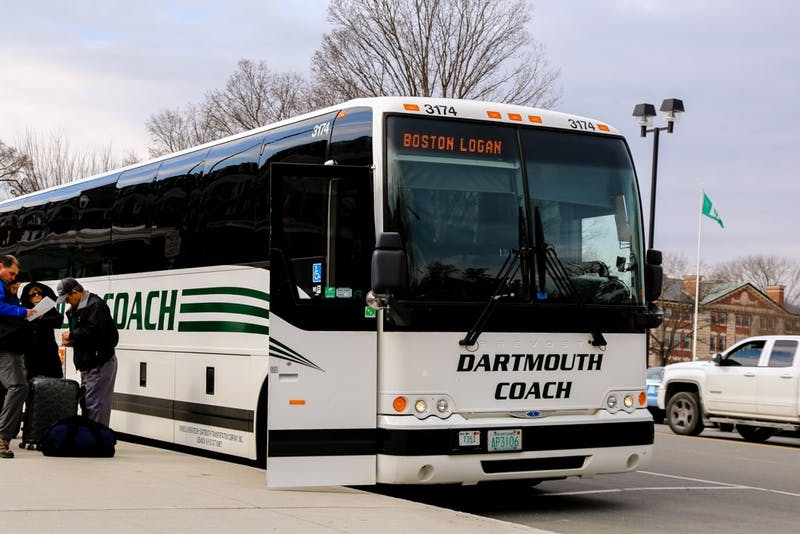 Dartmouth Coach buses will no longer allow warrantless immigration searches by federal agents.