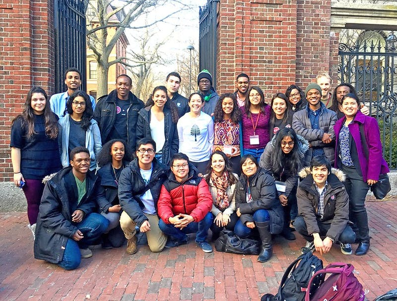 Dartmouth students attended the Inter-Ivy First-Generation Students' Conference.