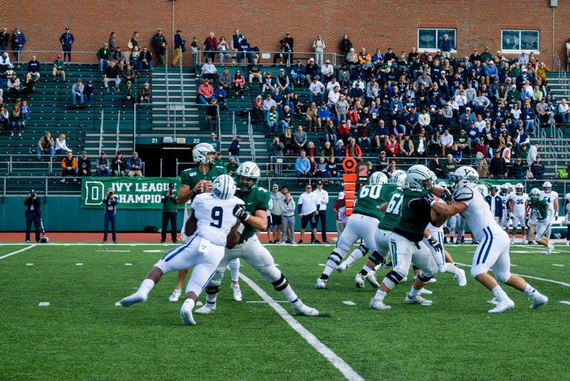 Very little went wrong for Dartmouth football in its 42-10 victory over Yale on Saturday.