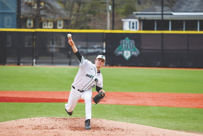 Dartmouth pitchers have struggled down the stretch, giving up double-digit runs in several games.
