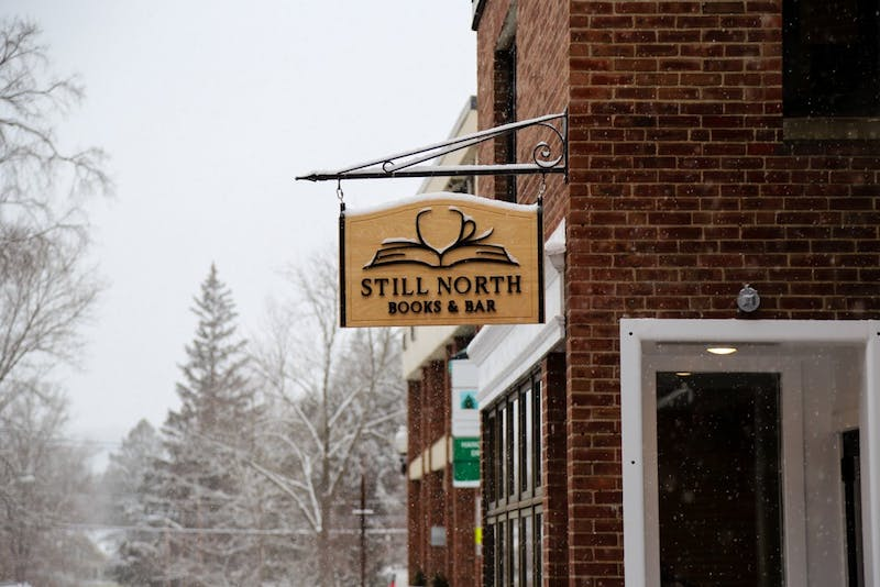 Still North Books and Bar held a soft opening on Dec. 19.