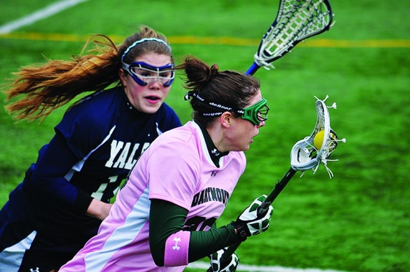 The women's lacrosse team faces a tough schedule over spring break, taking on No. 5 Duke on March 17 and No. 4 Florida on March 20.
