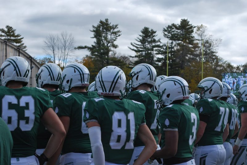 Following a big win last weekend over Yale, the Big Green improved to 5-0 with a victory at Marist College on Saturday.