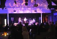 <p>Tall Heights performed Thursday nightin Collis Commonground.</p>