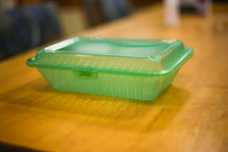 Over the last two years, Green2Go containers have become ubiquitous across Dartmouth's campus.