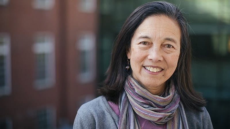Celia Chen '78 A&S'94 represented Dartmouth at a United Nations conference on mercury last month.